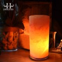 Hand Crafted Salt Lamps - Cylinder