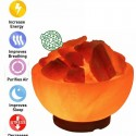Hand Crafted Salt Lamps - Fire Bowl