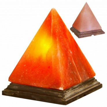 Hand Crafted Salt Lamps - Pyramid