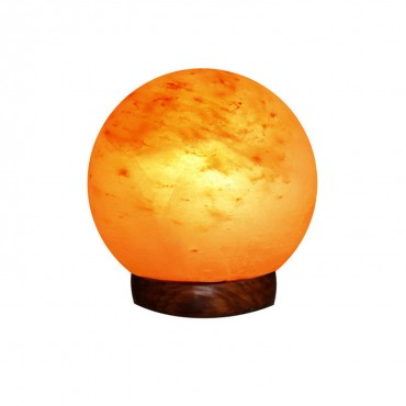 Hand Crafted Salt Lamps - Ball