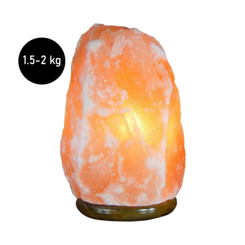 Natural Himalayan Salt Lamps 1.5-2 KG