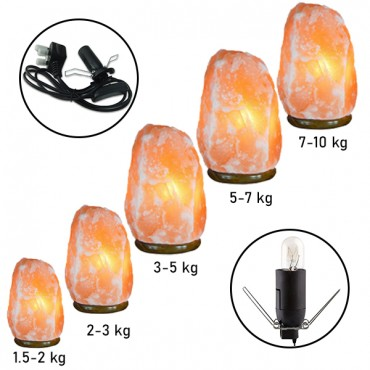 NATURAL HIMALAYAN SALT LAMP