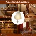 Himalayan Salt Lamp Night Light - Heart Shape