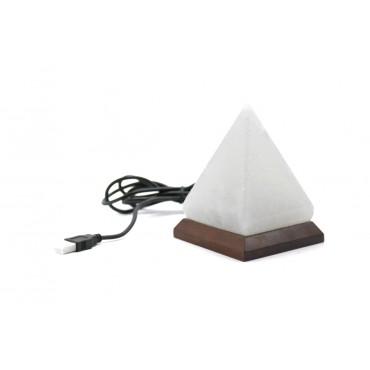 Himalayan Salt Lamps USB - Pyramid
