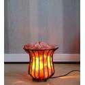 Pitcher Basket Salt Lamp